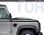 Land Rover Defender Catalogue Brochure, 2012 page 10