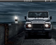 Land Rover Defender Catalogue Brochure, 2012 page 2