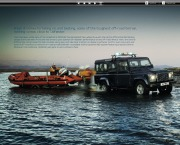 Land Rover Defender Catalogue Brochure, 2012 page 6