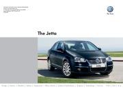 2010 Volkswagen Jetta VW Catalog page 1