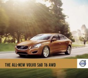 2011 Volvo S60 Catalogue page 1