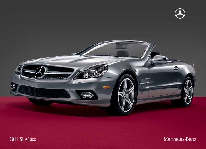 2011 mercedes benz sl class sl550 sl600 sl63 amg sl65 amg