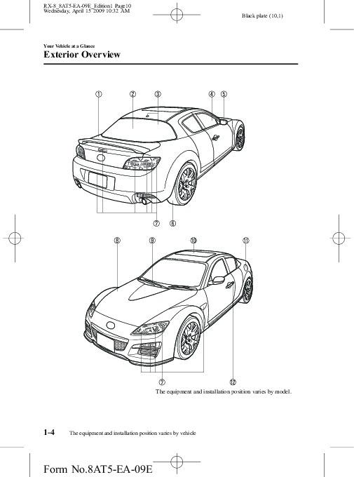 2010 mazda rx 8 owners manual rh auto filemanual com mazda rx 8 owners manual 2005 mazda rx 8 owners manual 2005