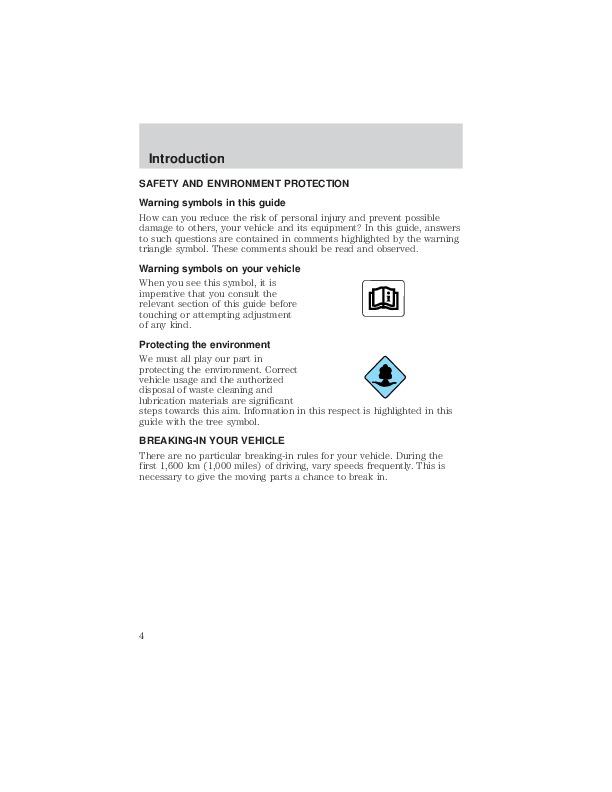 2002 mazda tribute owners manual rh auto filemanual com 2002 Kia Sportage Manual 2002 Isuzu Rodeo Manual