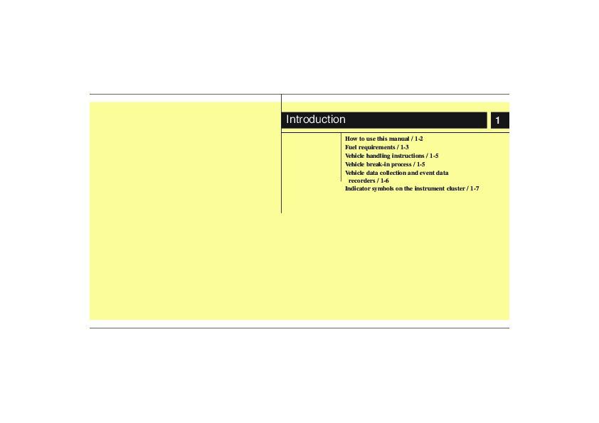 hyundai terracan owners manual pdf