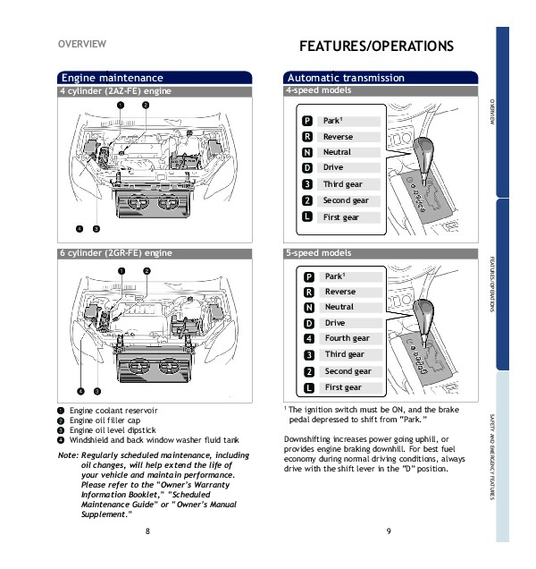 2007 toyota rav 4 reference owners guide rh filemanual com 2007 toyota rav4 scheduled maintenance guide 2007 toyota rav4 scheduled maintenance guide
