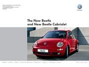 2010 Volkswagen Beetle VW Catalog page 1