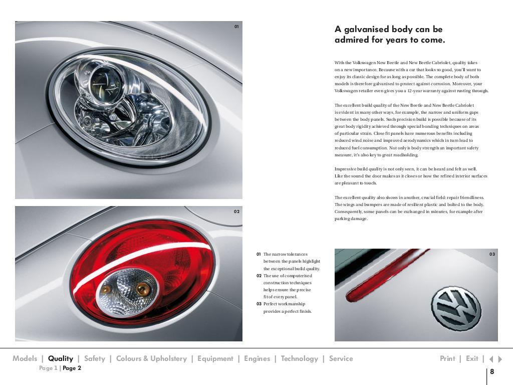 2010 volkswagen beetle owners manual