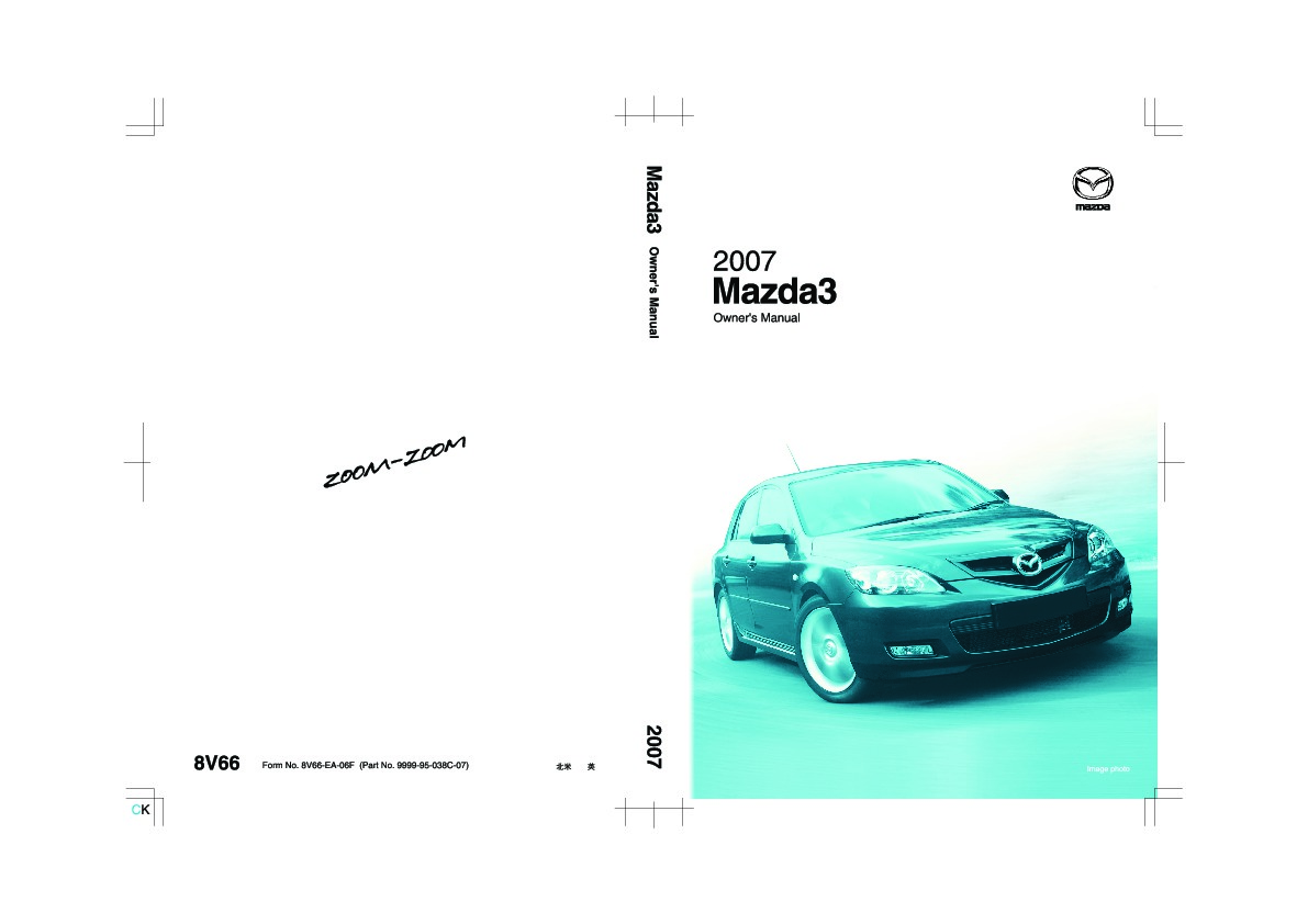 2007 mazda 3 owners manual rh auto filemanual com 2014 mazda 3 owners manual and case 2014 mazda 3 owners manual and case
