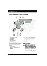 Land Rover Evoque Handbook Owners Manual, 2011 page 34