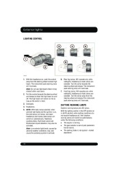 Land Rover Evoque Handbook Owners Manual, 2011 page 38