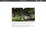 Land Rover Range Rover Catalogue Brochure, 2013 page 7