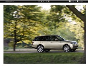 Land Rover Range Rover Catalogue Brochure, 2013 page 9