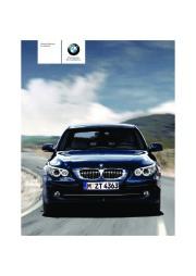 BMW Series I Xi I Xi I E Owners Manual - 2007 bmw 535xi
