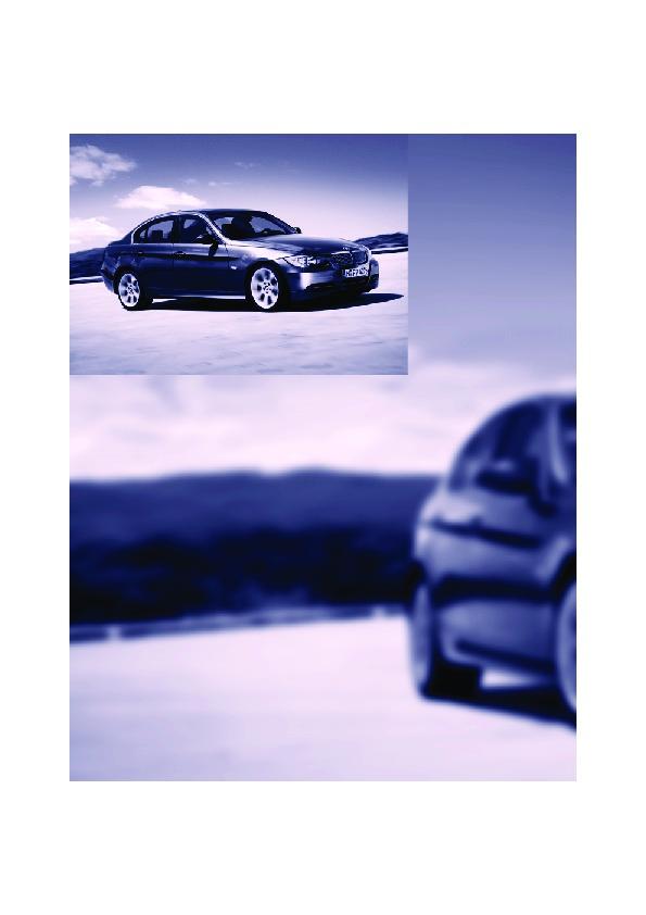 2006 bmw 3 series 323i 325i 325xi 330i 330xi e90 owners manual rh auto filemanual com 2006 bmw 325i service manual 2006 bmw 325i service manual