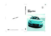 2007 Mazda RX 8 Owners Manual page 1