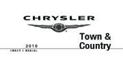 2010 Chrysler Town And Country Owners Manual page 1