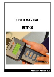 1995-2010 RT 3 JMA User Manual to Program and Activate Transponder Keys Remote Controls for Opening Car Doors page 1