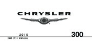 2010 Chrysler 300 Owners Manual page 1