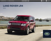 2013 Land Rover LR4 Catalog Brochure page 1