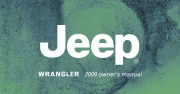 2009 Jeep Wrangler Owners Manual page 1