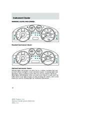 2006 Ford Fusion Owners Manual, 2006 page 10