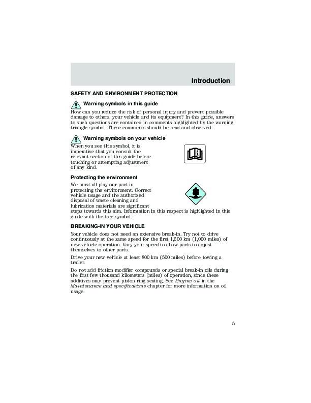 2003 ford taurus owners manual rh filemanual com 2003 ford taurus service manual pdf 2004 taurus owners manual
