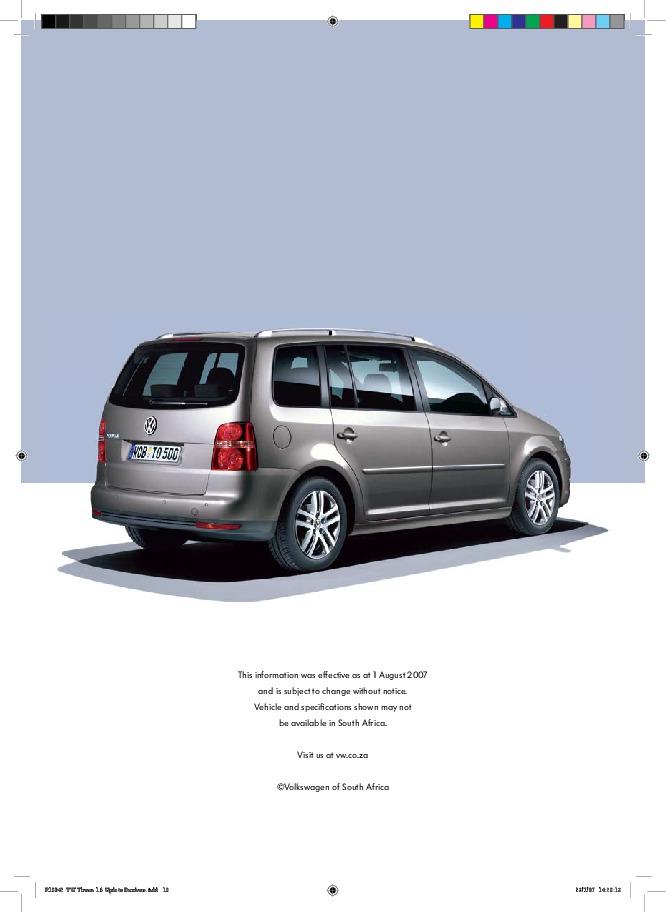 2007 volkswagen touran vw catalog vw tiguan owners manual pdf vw tiguan owner's manual