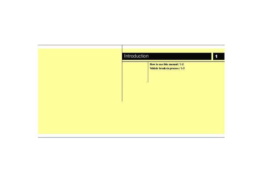 2007 kia amanti owners manual