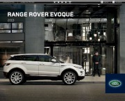 Land Rover Evoque Catalogue Brochure, 2013 page 1