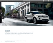 Land Rover Evoque Catalogue Brochure, 2013 page 4