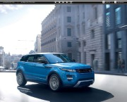 Land Rover Evoque Catalogue Brochure, 2013 page 6