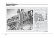2008 Kia Sedona Owners Manual, 2008 page 8