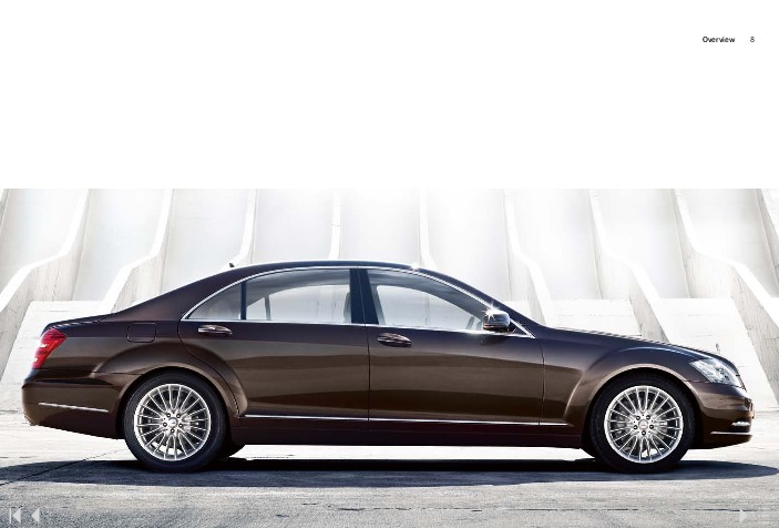 2011 mercedes benz s class s350 cdi s600l s63 amg l s65 amg w221 catalog uk. Black Bedroom Furniture Sets. Home Design Ideas
