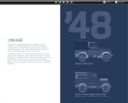 Land Rover Defender Catalogue Brochure, 2013 page 4