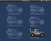 Land Rover Defender Catalogue Brochure, 2013 page 5
