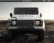 Land Rover Defender Catalogue Brochure, 2013 page 7