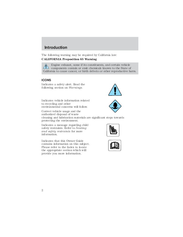 ford falcon ba owners manual pdf