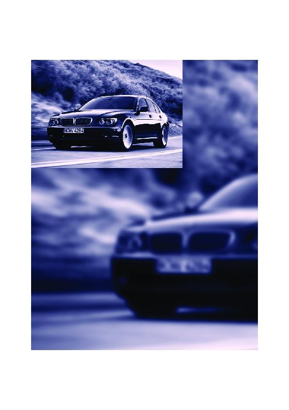 2006 bmw 7 series 750i 750li 760li e65 e66 owners manual rh auto filemanual com 2005 BMW 7 Series 2010 BMW 7 Series