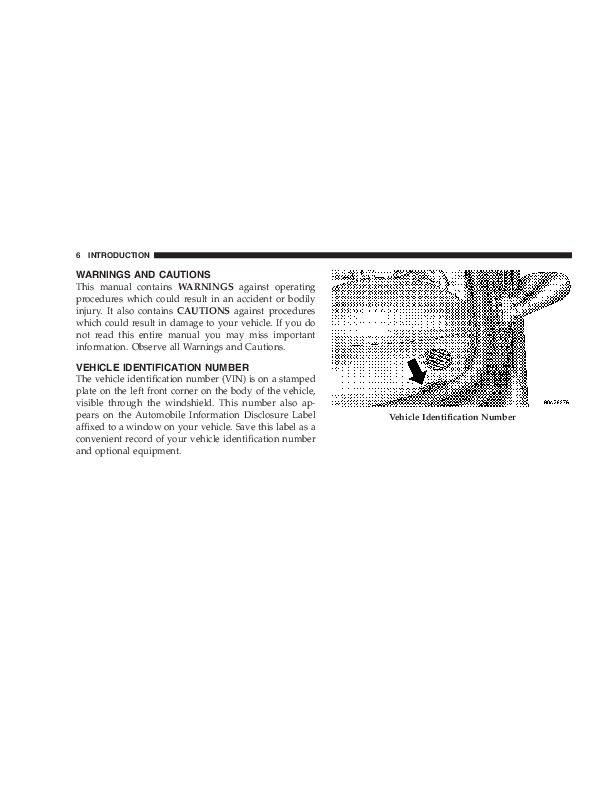 2005 chrysler sebring owners manual rh auto filemanual com 2004 chrysler sebring manual pdf 2005 chrysler sebring owners manual pdf