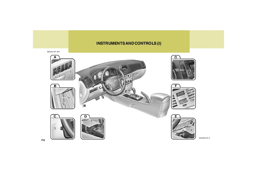 Hyundai Sonata Manual