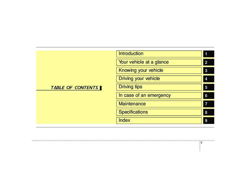 2009 kia spectra owners manual rh auto filemanual com 2009 Kia Spectra Ex 2009 kia spectra owners manual pdf