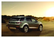 Land Rover Discovery Sport Catalogue Brochure, 2015 page 10