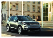 Land Rover Discovery Sport Catalogue Brochure, 2015 page 4