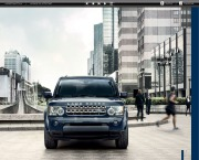Land Rover LR4 Catalogue Brochure, 2012 page 5