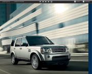 Land Rover LR4 Catalogue Brochure, 2012 page 7