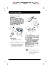 Land Rover Discovery 4 Handbook Owners Manual, 2014, 2015 page 10