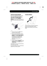 Land Rover Discovery 4 Handbook Owners Manual, 2014, 2015 page 17