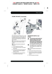 Land Rover Discovery 4 Handbook Owners Manual, 2014, 2015 page 19