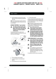 Land Rover Discovery 4 Handbook Owners Manual, 2014, 2015 page 20